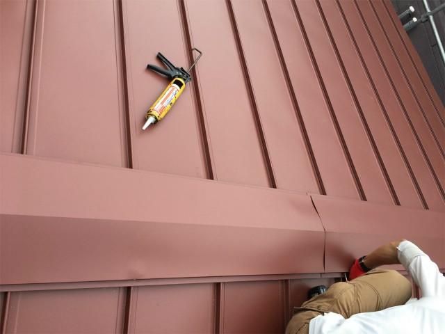 葺き替え屋根