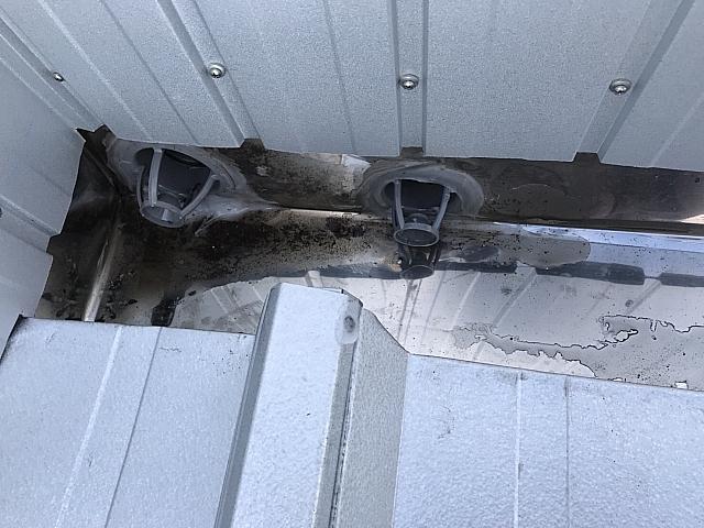 雨漏り排水口