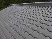 屋根勾配瓦