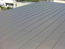 屋根勾配板金