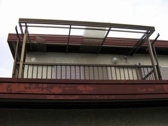 ベランダ屋根