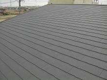 屋根勾配スレート