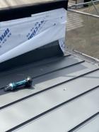 SGL鋼板の屋根