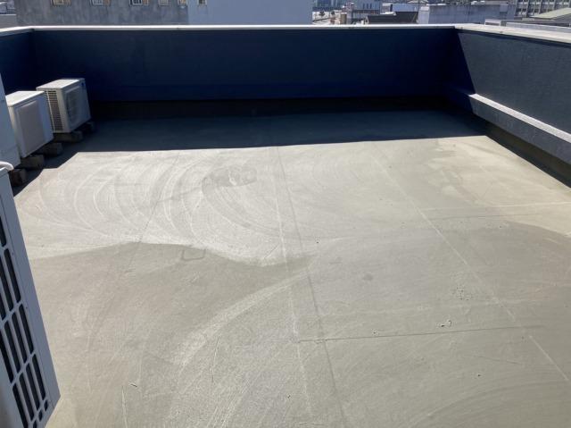 ビルの屋上